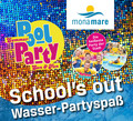 School's-out-Party im Mona Mare